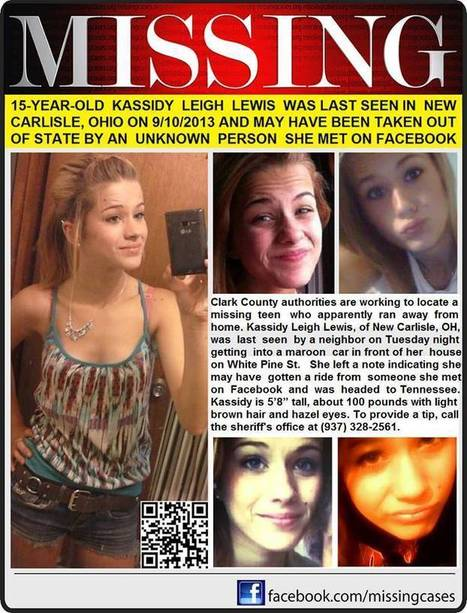 Church Of Malphas Says.... FOUND SAFE! | Missing Persons | Scoop.it