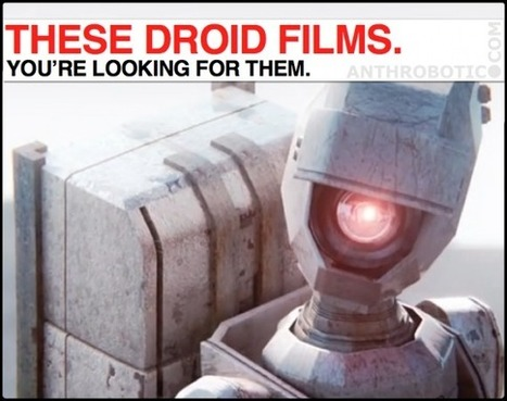 2013′s Best Online Robot Movies. You Will Watch them Right Now. | AI, NBI, Robotics & Cybernetics & Android Stuff | Scoop.it
