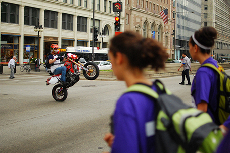 Pull two wheelies in Illinois, go to jail - Hell for Leather | Ductalk | Scoop.it