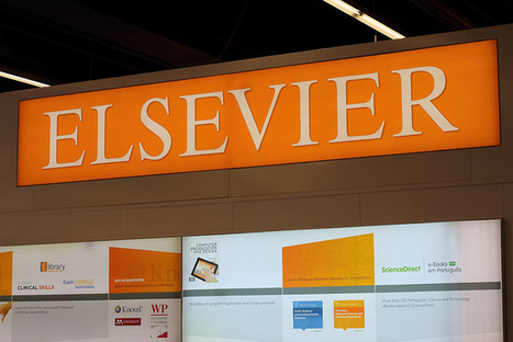 Open Access : les scientifiques poursuivent le boycott contre Elsevier | Make a better World : santé, éducation, travail, écologie | Scoop.it