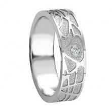 18K - WEDDING BAND - diamond - Price Range: US$933.00   Wedding Band Collection Dubai   Scoop.it