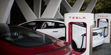 Uber est prête à acheter toutes les voitures que Tesla va produire, à condition qu'elles ne nécessitent plus aucun conducteur | Transitions | Scoop.it