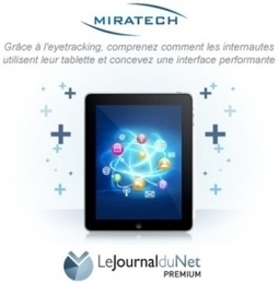 Réussir son application e-commerce sur iPad | Time to Learn | Scoop.it