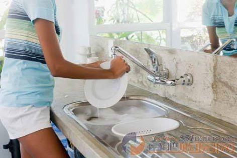 Для мытья посуды своими руками
