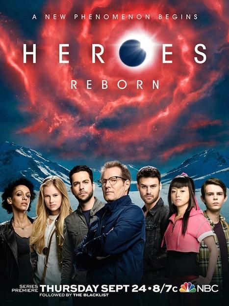 Heroes reborn | Nouveautés DVD de la BU Sciences-Pharmacie Tours | Scoop.it