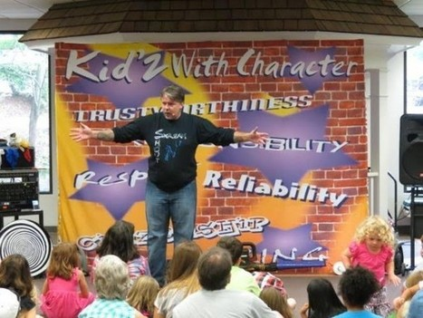 Clarkesville Library Summer Reading Kick Off - Now Habersham | Tennessee Libraries | Scoop.it