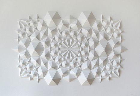 The Inspiring Artwork of Paper Engineer Matt Shlian | Communication design | Scoop.it