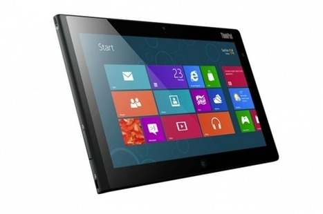 Lenovo unveils new Atom-powered ThinkPad Tablet 2 with Windows 8 | Mobile IT | Scoop.it