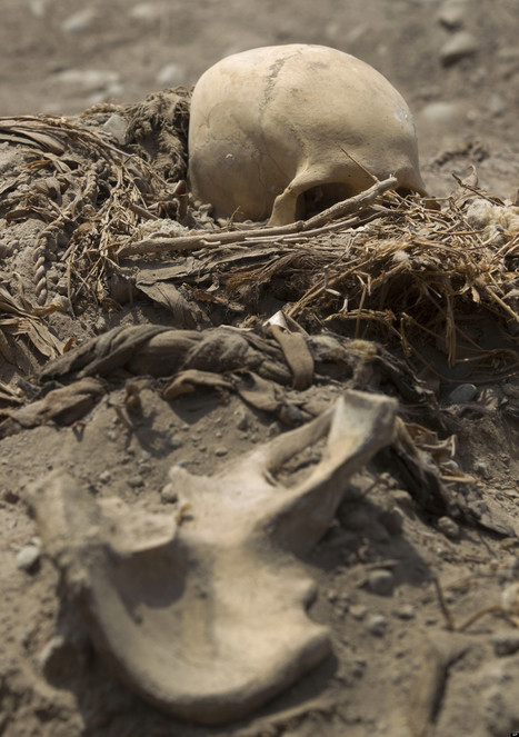 Archeologists Make Gruesome Discovery At Peru's Main Sports Center | Archaeology News | Scoop.it