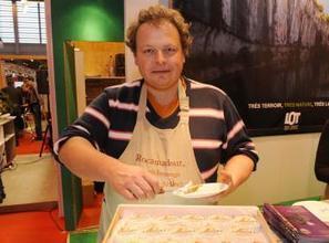 43 000 rocamadours vendus au Salon de l'Agriculture | The Voice of Cheese | Scoop.it