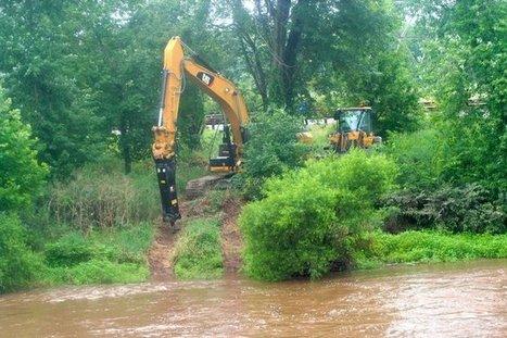 A third Raritan River dam coming down, making way for fish, canoes, kayaks - NJ.com | Fish Habitat | Scoop.it