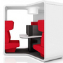 Gallery: Funky office pods reshape the tired cubicle | Office Environments Of The Future | Scoop.it