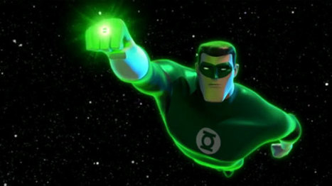 'Green Lantern: The Animated Series' Sneak Peak [NYCC 2011] - ComicsAlliance | Comic book culture, news, humor, commentary, and reviews | Machinimania | Scoop.it