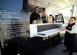 «Food-truck» : le petit dernier est sur la route | Types d'excursion itinérantes | Scoop.it