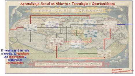 PALANCAS DEL APRENDIZAJE, SOCIAL LEARNING Y P2PU | Educació de Qualitat i TICs | Scoop.it