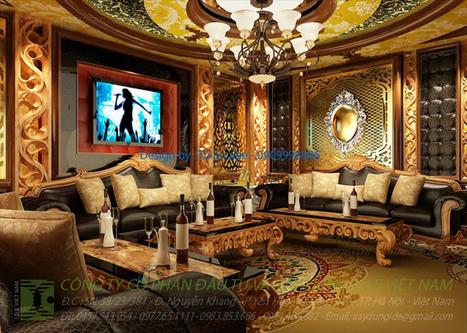 Các yếu tố để có phòng karaoke đẹp | xay dung ide | Scoop.it