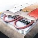Plancher chauffant : vers des solutions BBC compatibles? - Moniteur | Rénovation énergétique  rt 2012 | Scoop.it