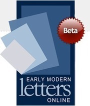 Early Modern Letters Online : Home | Online Tools for Working Online | Scoop.it