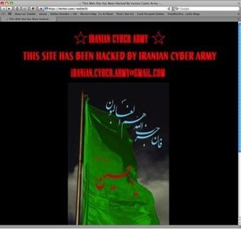 War News Updates: The Growing Iranian Hacker Threat   US China Cyber War   Scoop.it