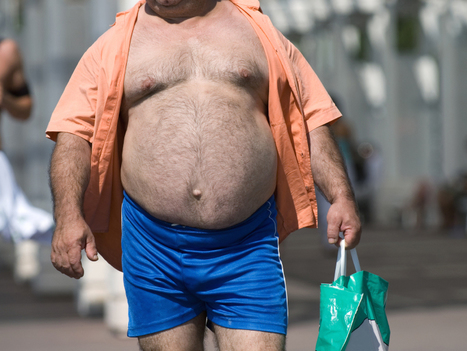 Jogging Fights Beer Belly Fat Better Than Weights : NPR | Top Health News | Scoop.it