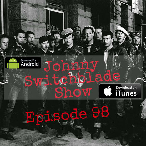 Johnny Switchblade Show 98 from Chill Lover Radio | Chill Lover Radio Podcast Updates | Scoop.it