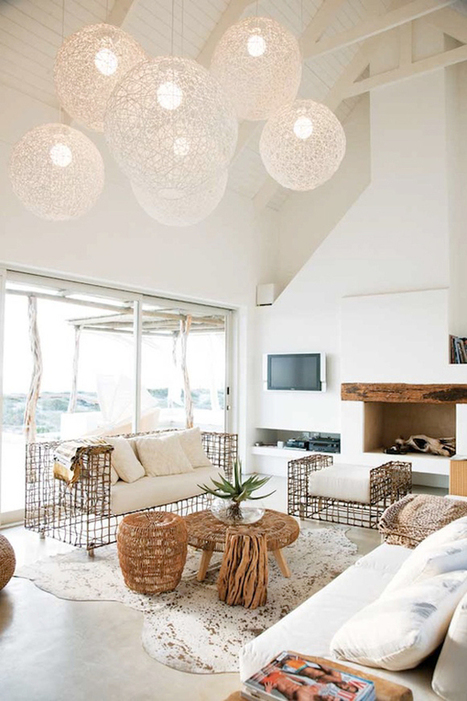 WEEKEND ESCAPE: A STUNNIG BEACH HOUSE IN SOUTH AFRICA | Design your house by yourself! | Scoop.it