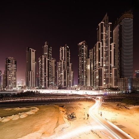 Dubai Cityscapes by Jens Fersterra | Excell GCSE Force | Scoop.it