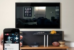 Updated YouTube app for iOS let's you stream from your iOS device to your television - Social TV Update   Social TV Nieuws   Scoop.it