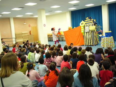 Torrero celebra su IX Semana de las Letras | Barrio Torrero-La Paz | Scoop.it