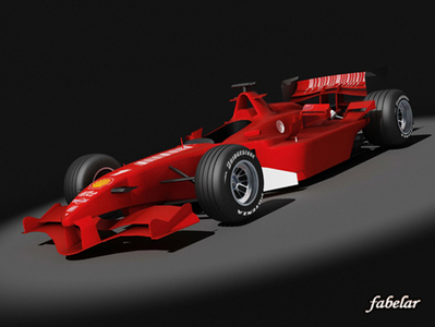 Formule 1 3D | 3D Library | Scoop.it