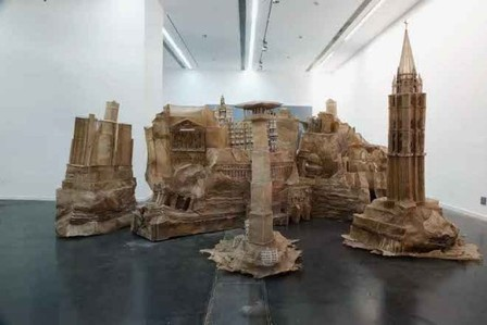 """""""Doctrine of New Capital"""": Works from the Huang Yu Collection (2007-2016) 