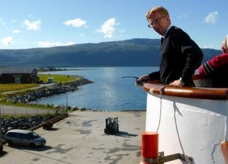 #Hurtigruten : MV LOFOTEN au secours de 2 naufragés et leur chien | Hurtigruten Arctique Antarctique | Scoop.it