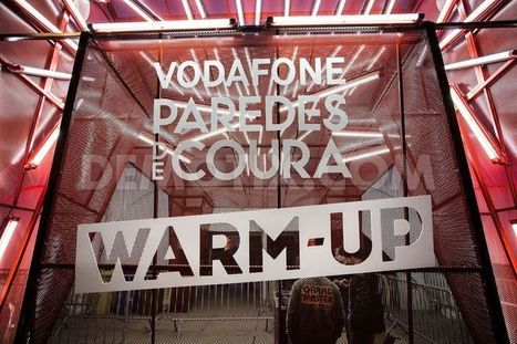Warming up for the festival of Paredes de Coura 2013 | Paredes de Coura Warm-Up | Scoop.it