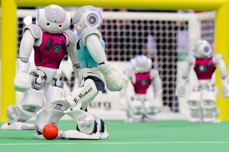 Japan Says That What the 2020 Olympics Needs Is Robot Athletes - Slate Magazine (blog) | Heron | Scoop.it