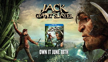 FREE Blu-ray - Jack the Giant Slayer - South Florida Movie Reviews by I Rate Films | Film reviews | Scoop.it