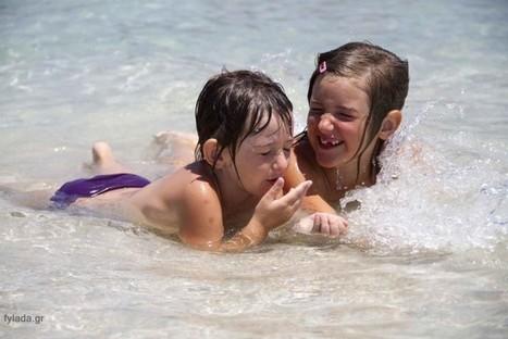 Μαμά χαλάρωσε στη θάλασσα είμαστε! - fylada.gr | fylada.gr | Scoop.it