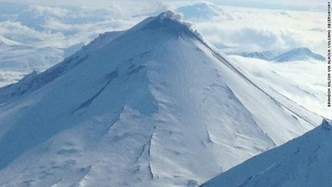 2 Alaska volcanoes on alert as lava flows | Gov & Law Skinny2013 | Scoop.it