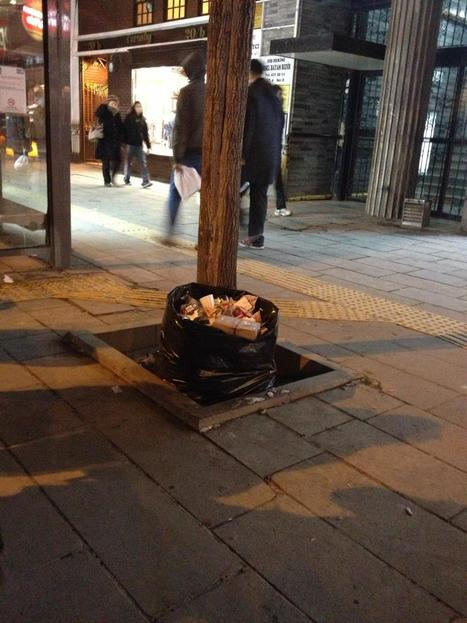 Ankara'nın Bugları: Olmayan Çöp Kutuları | Ankara Fenomenleri | Scoop.it