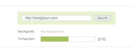Google PageRank - 5!   Digital Marketing   News&Fresh Ideas   Scoop.it