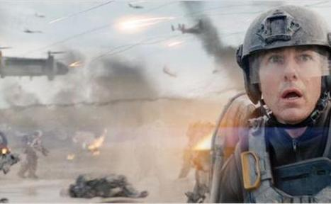 [Review] Tom Cruise revit une histoire sans fin dans «Edge of Tomorrow» | Edge of Tomorrow - Web Coverage | Scoop.it