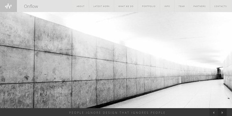 22 Best Muse Templates From November 2014 | Templates And Themes | Scoop.it