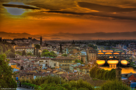 The Magic of Florence, Italy in Photos | Binterest | Scoop.it