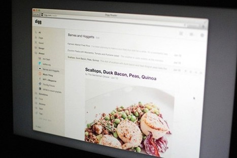 Digg's Google Reader replacement beta opens on June 26th ... | Friends Family And Colleagues At W.W.W | Scoop.it