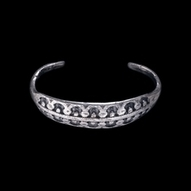 British Museum - Silver bracelet | Digital History Resources | Scoop.it