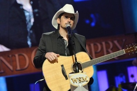 Brad Paisley Announces 2016 Country Nation College Tour | Country Music Today | Scoop.it