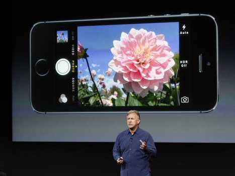 Everyone Loves The iPhone 5S | Edtech PK-12 | Scoop.it
