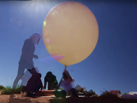 They Put A GoPro On A Balloon That Went To The Stratosphere - TeachThought | iPads in Education | Scoop.it
