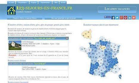 123-sejours-en-france.fr :: -85% et diffusion annonce illimitée - LesCoGîteurs   Les CoGîteurs   Scoop.it