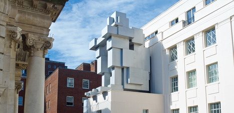 British sculptor Antony Gormley | #Design | Scoop.it
