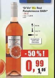 Promotion : Le rosé pamplemousse de #Lidl à moins d'un euro le samedi 2 mai  #ActuFlash | Vos Clés de la Cave | Scoop.it